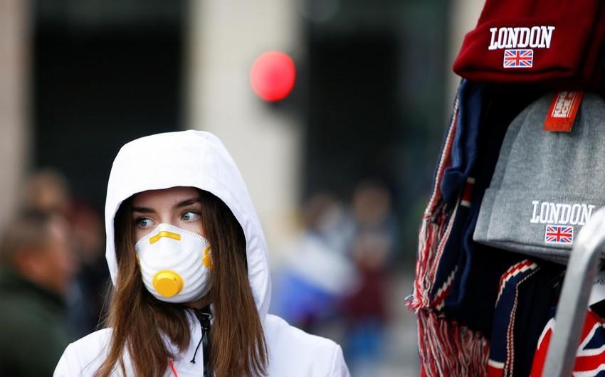 Britaniyada koronavirus 45 mindən çox can aldı
