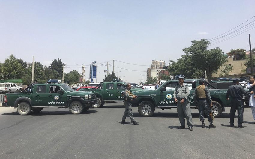 При взрыве в Кабуле пострадали трое полицейских