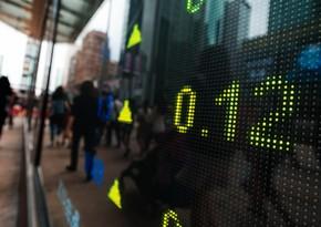 Nyu-York birjasında indekslər müxtəlif cür dəyişib