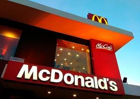 McDonaldsın restoranında nöqsan aşkarlanıb - SİYAHI