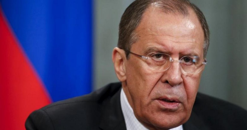 Lavrov: We do not slow down de-mining efforts in Karabakh