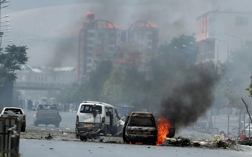 Əfqanıstan parlamentinə hücum edən 6 terrorçu zərərsizləşdirilib