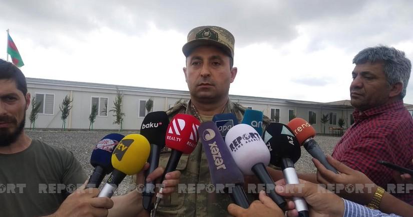 На освобожденных территориях сдано в пользование до 60 воинских частей модульного типа