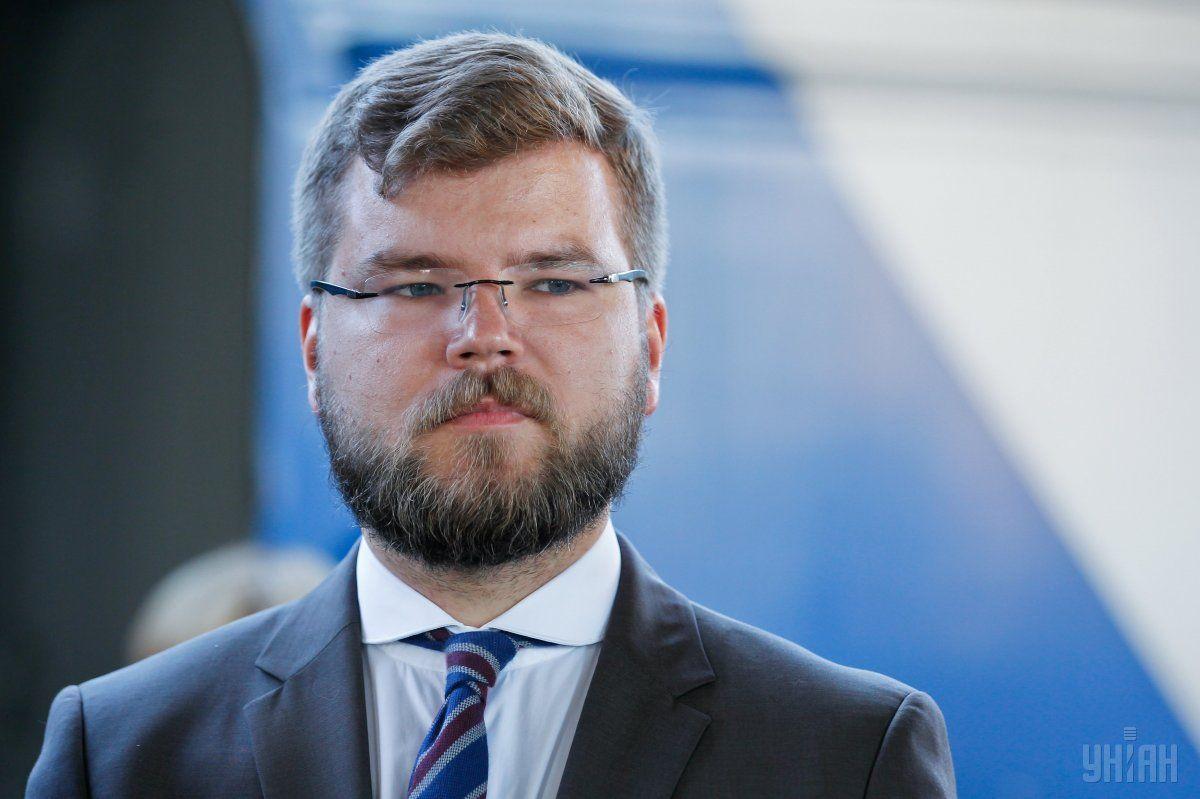 Украина готова обеспечить комфортные тарифные условия для перевозки по международному транспортному маршруту Юг-Запад