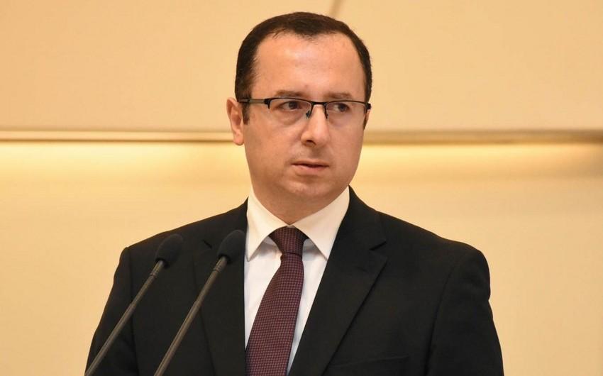 Ali Məhkəmə sədrinin müavininə yeni vəzifə verildi