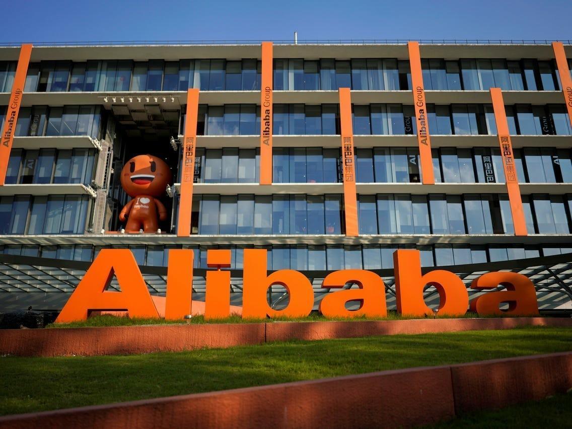 """""""Alibaba""""nın ümumi gəlirləri 22%-dən çox artıb"""
