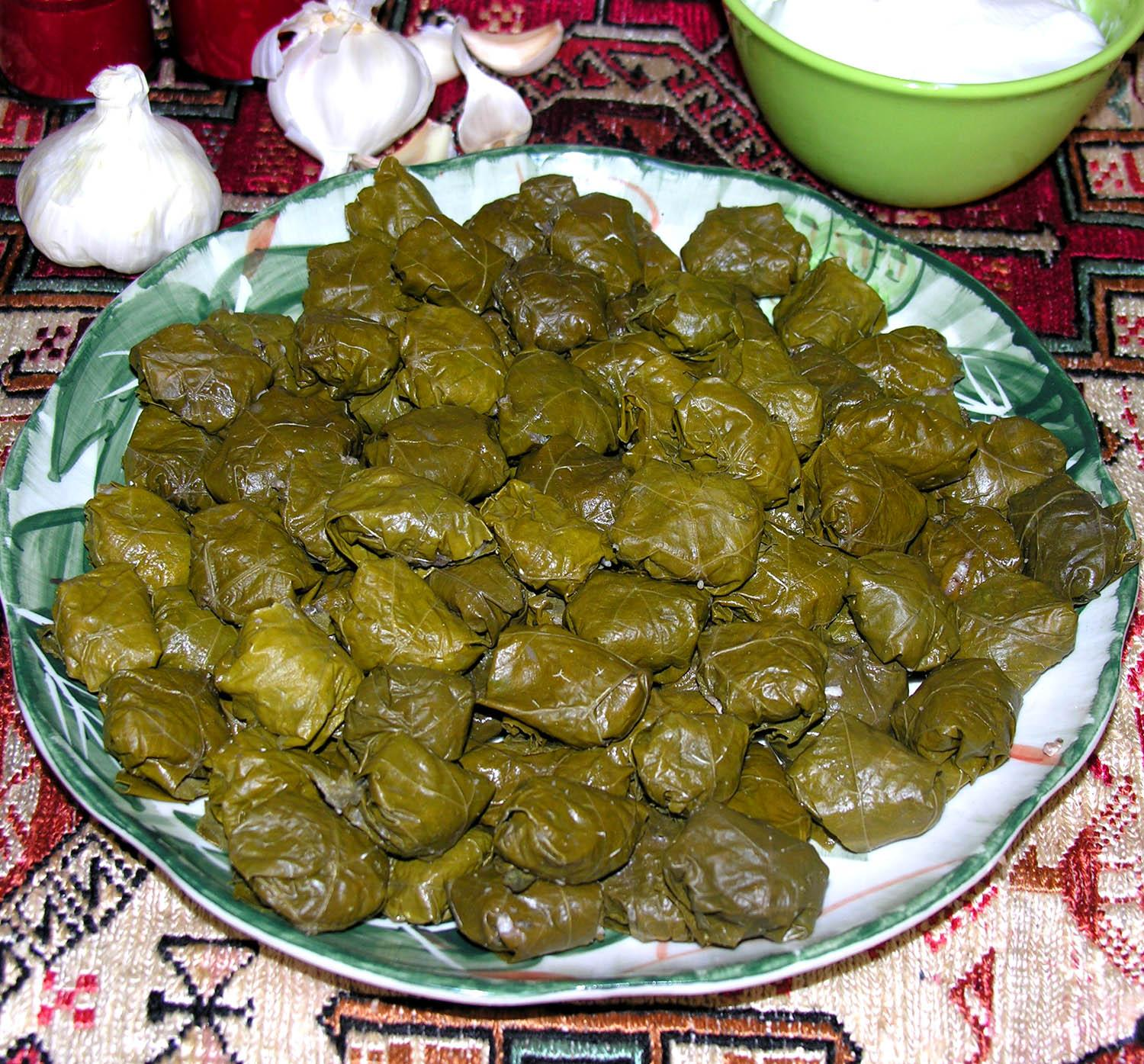 Azerbaijan's dolma may become the UNESCO intangible cultural heritage