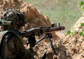 Armenians shell Azerbaijani positions 35 times