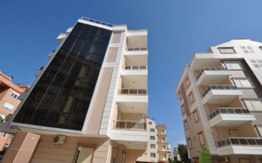 Türkiyədə mənzil satışı 18% artıb