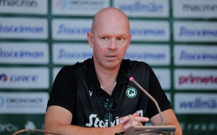 Henninq Berq: Qarabağın keyfiyyətli komanda olduğunu gördük