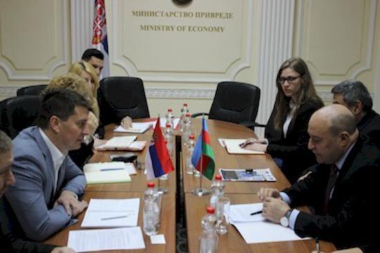 Азербайджан и Сербия обсудили развитие экономических отношений и взаимные инвестиции