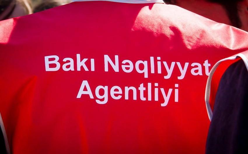 Bakı Nəqliyyat Agentliyi: Yollarda çətinlik yoxdur, sürət həddi 10 vahid qaldırılıb