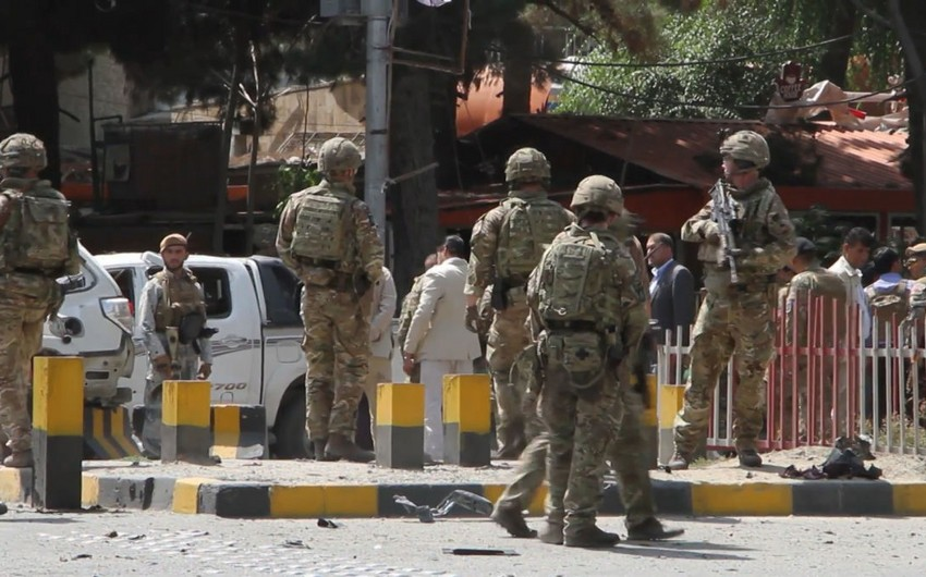 ABŞ və NATO qüvvələri Əfqanıstandakı aviabazadan çıxıb