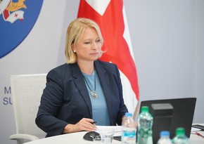 Georgia ready to realize new projects with Azerbaijan - minister