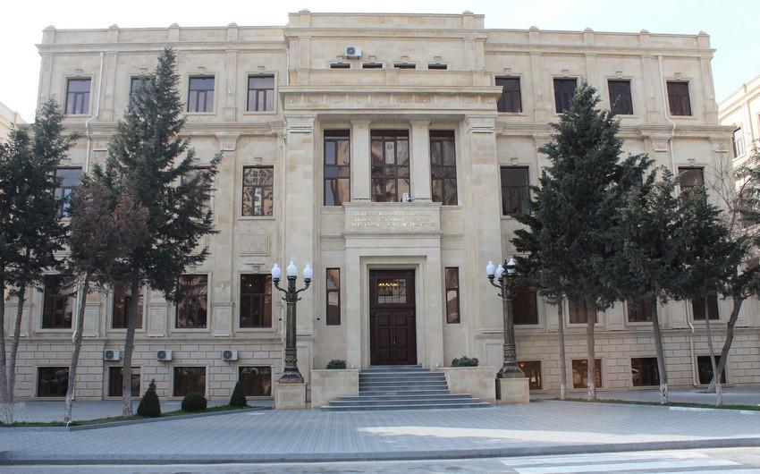 AMEA-nın Neft-Kimya Prosesləri İnstitutunun zavodu yenidən təşkil olunub
