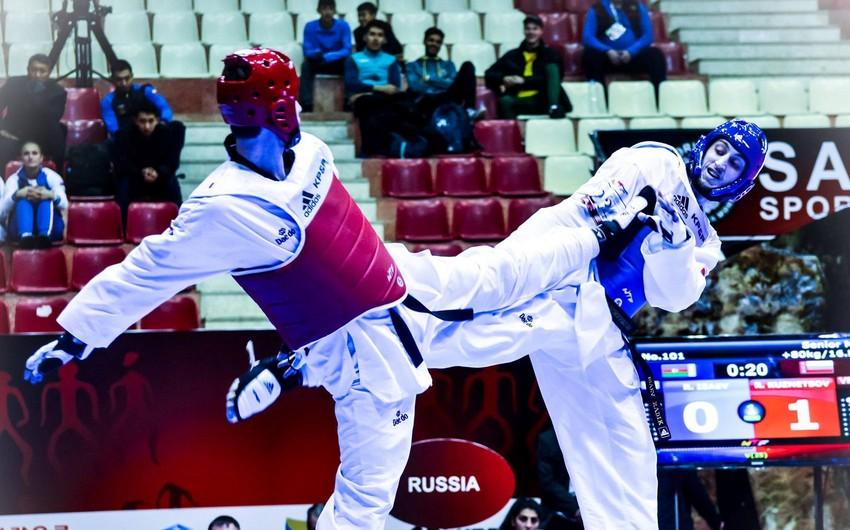 Bakıda taekvondo üzrə komandalararası dünya çempionatı start götürüb