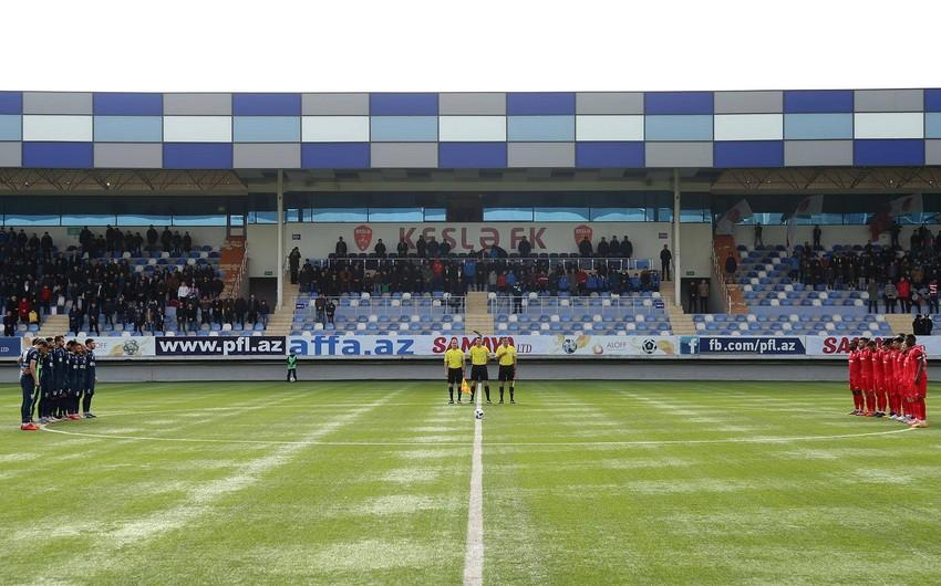 Azərbaycan Premyer Liqasının oyunları 1 dəqiqəlik sükutla başlayacaq