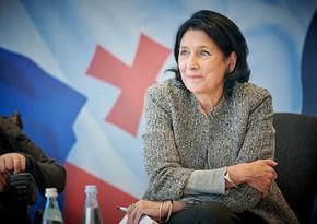 Georgian president inks decree appointing PM