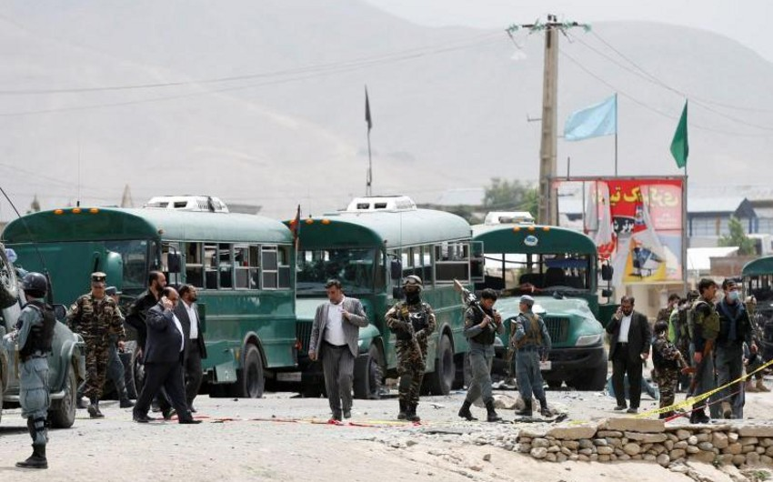 Buses with foreign tourists attacked, 10 people died in Afghanistan
