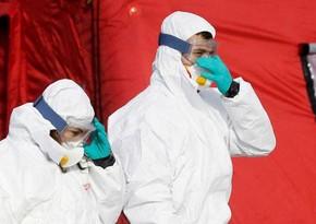 Число инфицированных коронавирусом в Чехии превысило 3 тысячи