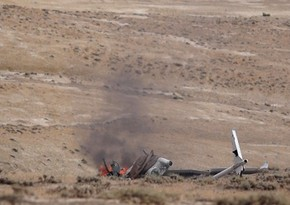 Enemy's tactical UAV destroyed