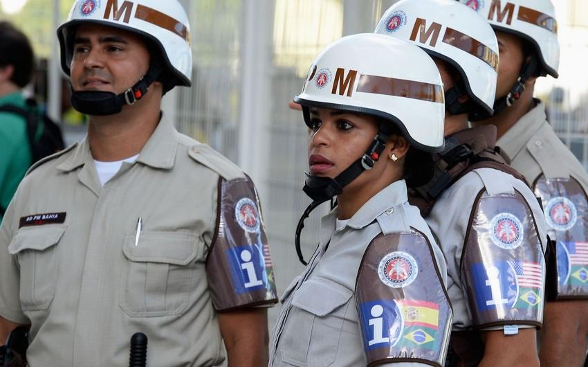Braziliyada 270 nəfər polisin axtardığı qatil yaxalanma zamanı güllələnib