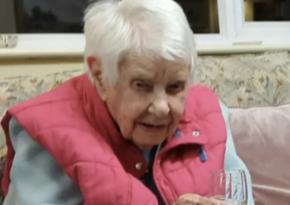 Умерла старейшая жительница Великобритании