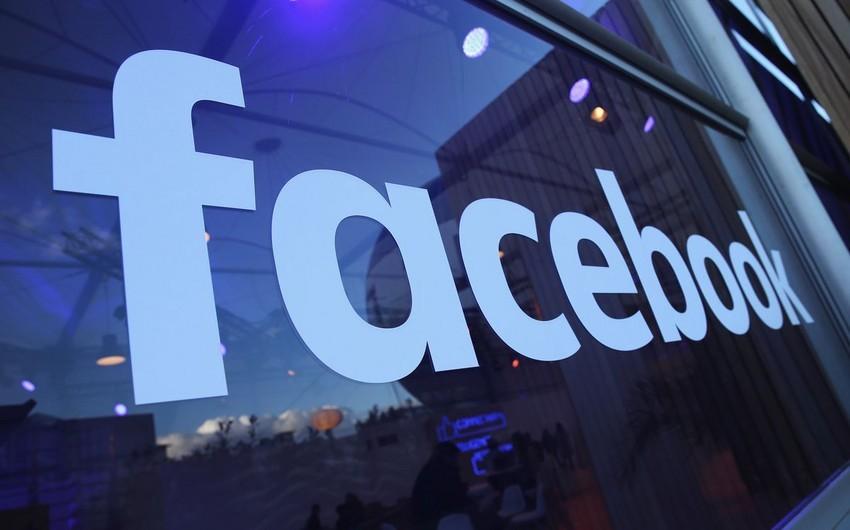 """Facebook""""un bazar dəyəri ilk dəfə 1 trilyon dolları keçib"""