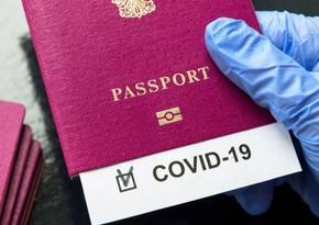 Aİ: Peyvənd pasportları hələ sonra tətbiq olunacaq