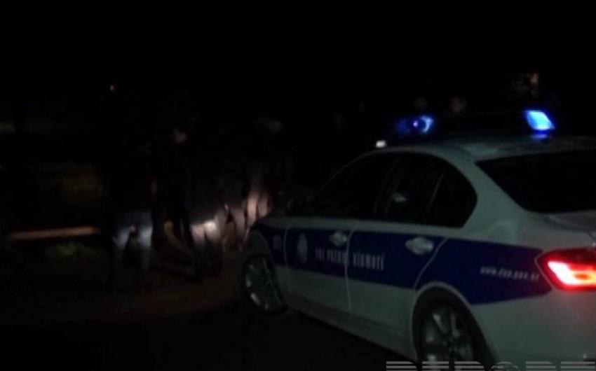 Beyləqanda baş verən yol qəzasında 2 nəfər yaralanıb