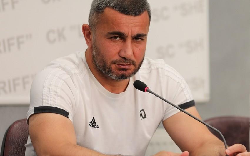Qurban Qurbanov: Emerinin son dəfə nə vaxt 3 mərkəz müdafiəçi ilə oynadığını xatırlamıram