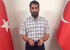 Türkiyə kəşfiyyatı qırmızı bülletenlə axtarılan PKK-çını tutub