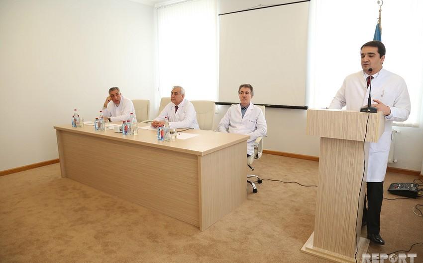 Azərbaycan dağınıq skleroz xəstəliyinə görə orta risk qrupuna daxil olan ölkədir