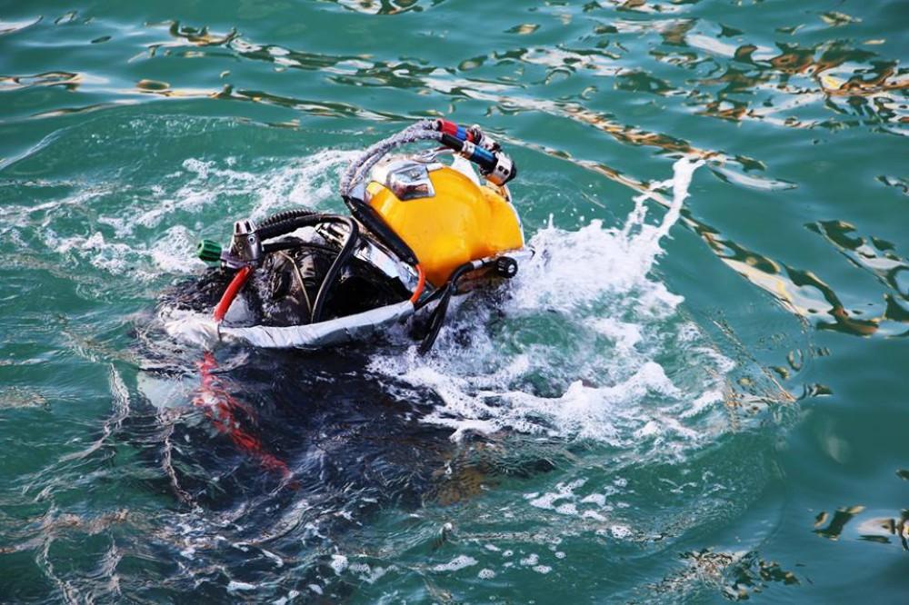 В Барде найдено тело одного из детей, затонувших в воде в результате падения автомобиля в канал