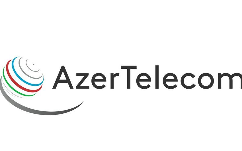 """""""AzerTelecom"""" dəmir yolu xətlərinin mühafizə zolağı boyunca fiber-optik kabel xətlərinin inşasına hazırlaşır"""