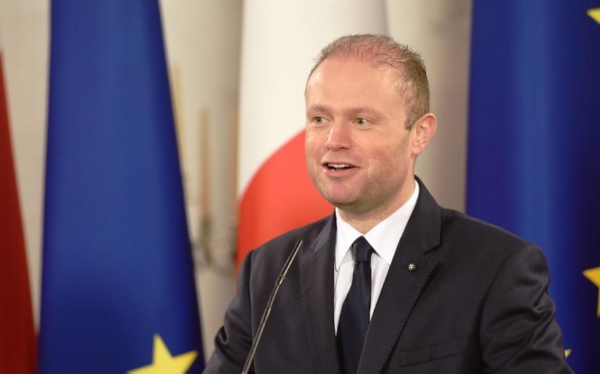 Премьер-министр Мальты: Я хочу поблагодарить нашего партнера SOCAR - ВИДЕО