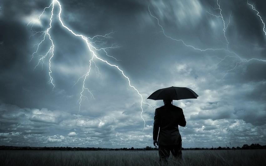 В Азербайджане прогнозируется сильный ветер, дождь - ПРЕДУПРЕЖДЕНИЕ
