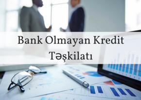 Azərbaycan Mərkəzi Bankı Finans Kredit BOKT-a lisenziya verib