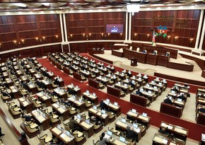 Plenary meeting of Milli Majlis kicks off