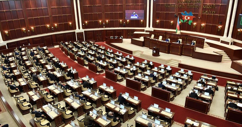 Parliament ratifies bill on President's special envoys