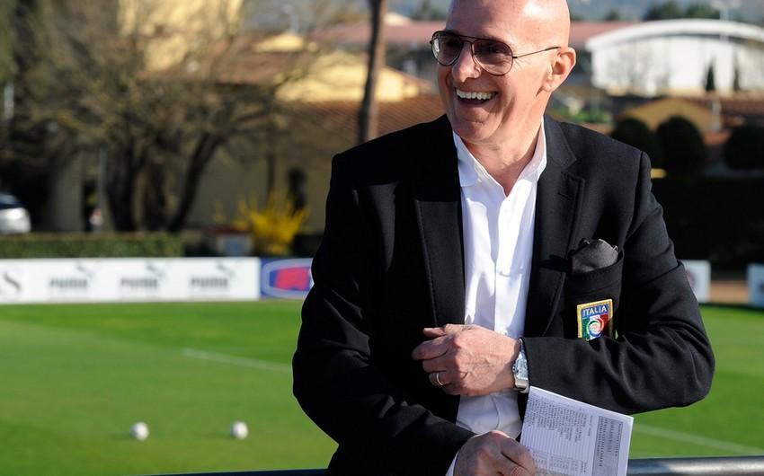 Arriqo Sakki: Roma Qarabağa Real Madrid kimi yanaşmalıdır