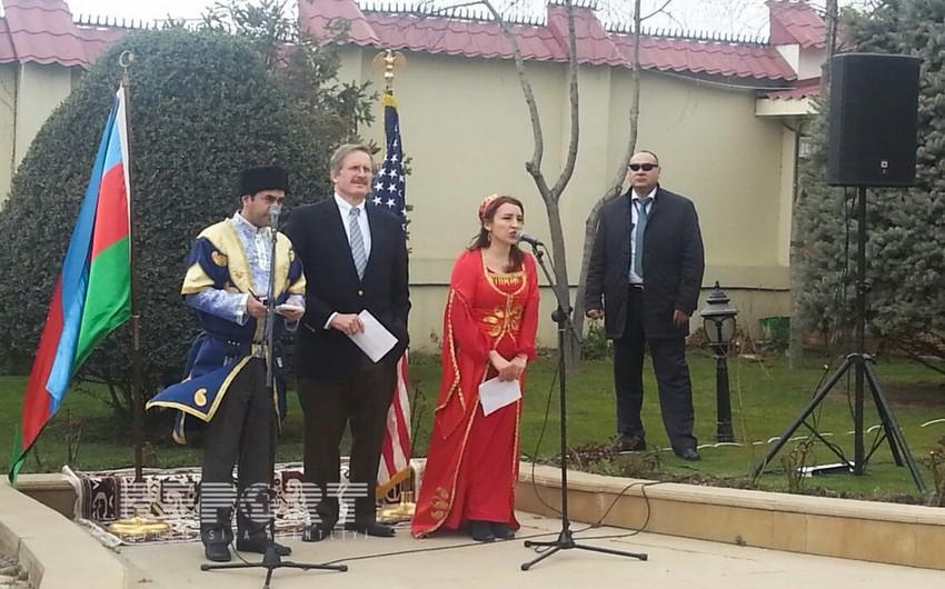 Посольство США в Азербайджане отметило праздник Новруз