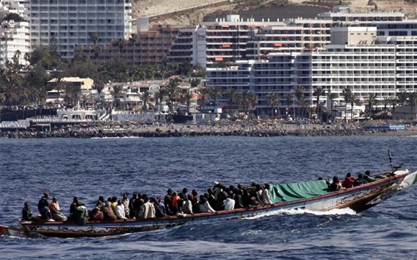 Mavritaniyada qaçqınları daşıyan gəmi batıb, 57 nəfər ölüb