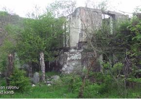Zəngilanın Ağkənd kəndi