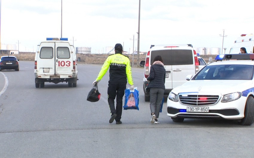DİN: Postlarda polislər sutkalıq xidmət aparırlar