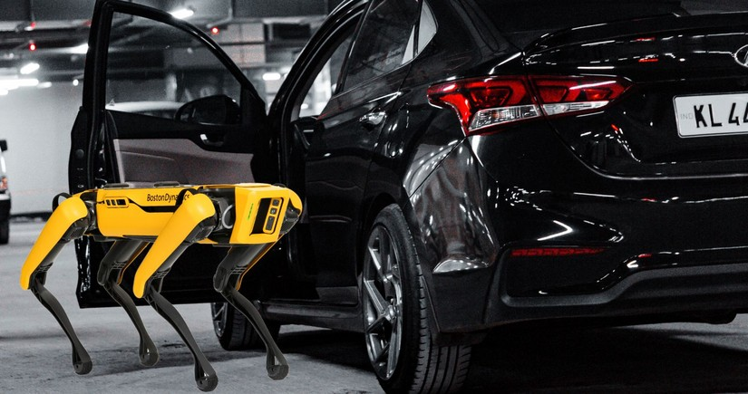 Hyundai приобрела американского производителя роботов Boston Dynamics