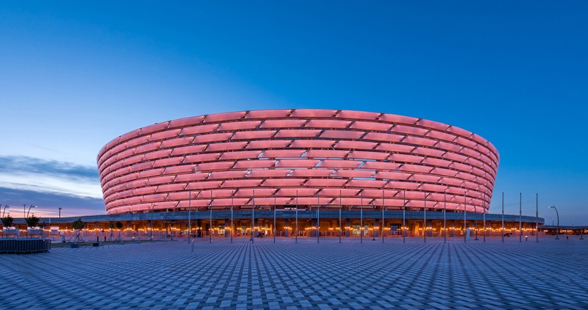 UEFA EURO 2020: Acceptable number of fans for matches in Baku defined