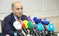 Emin Amrullayev - Minister of Education of the Republic of Azerbaijan