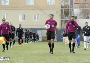 Azərbaycan Premyer Liqasında daha iki oyunun hakimləri açıqlandı