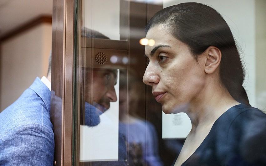 Rusiyanın energetika şirkətinin qadın işçisi casusluqda ittiham olunur